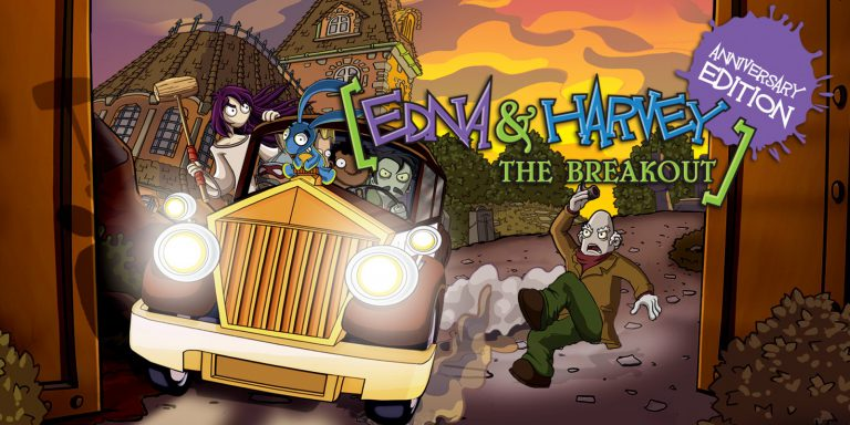 Обзор Edna & Harvey: The Breakout – Anniversary Edition