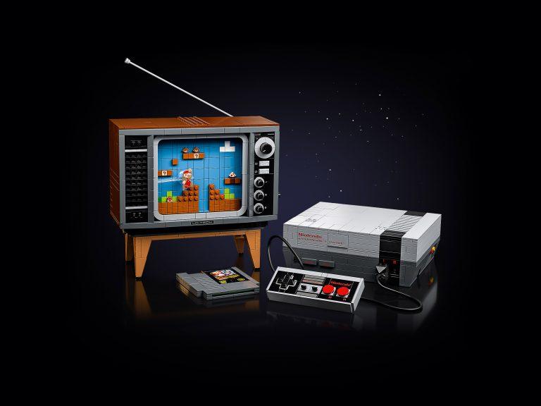 В LEGO NES нашли пасхалку!