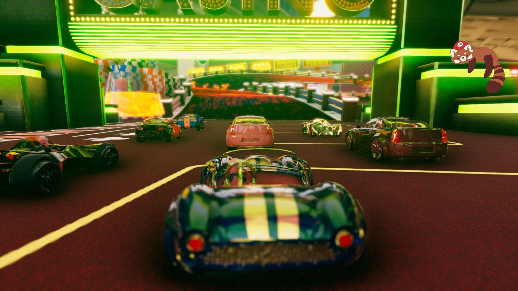Видеообзор Super Toy Cars 2 для Nintendo Switch
