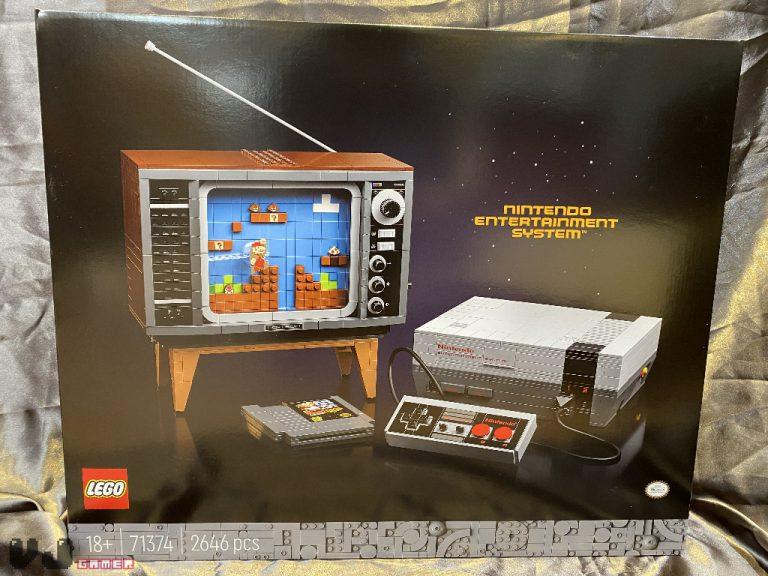 Слух: LEGO Nintendo Entertainment System?!