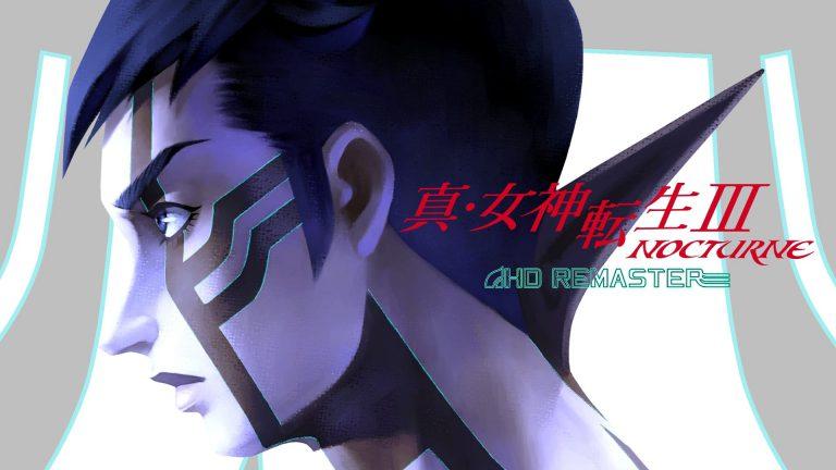 Первый показ геймплея SMT III: Nocturne HD Remaster!