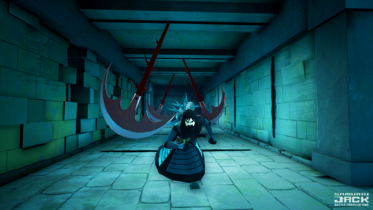 Samurai Jack: Battle Through Time выйдет на Switch 21 августа