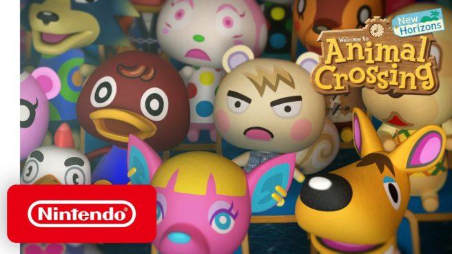 Почта в Animal Crossing помогла полиции вернуть консоль владельцу