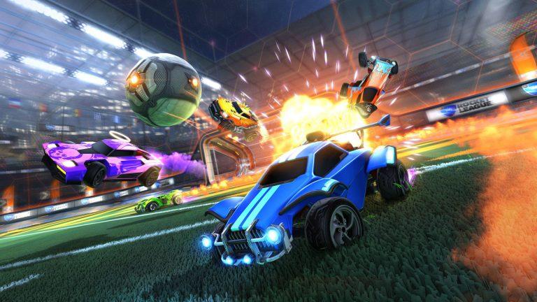 Rocket League станет free-to-play и получит кросс-прогресс