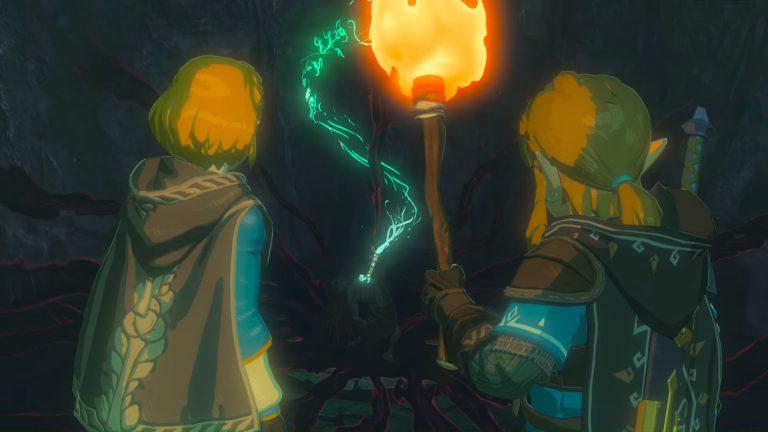 Слух: Разработка Zelda Breath of the Wild 2 на финальной стадии