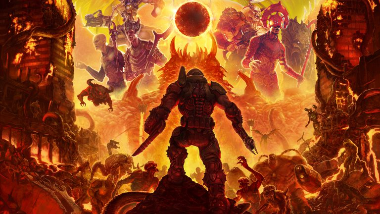 Дата релиза Switch-версии Doom Eternal будет объявлена совсем скоро