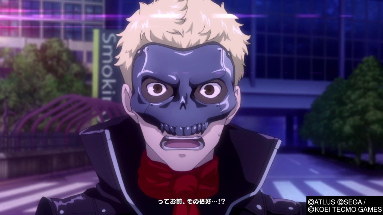 Западный релиз Persona 5 Scramble: The Phantom Strikers фактически подтверждён