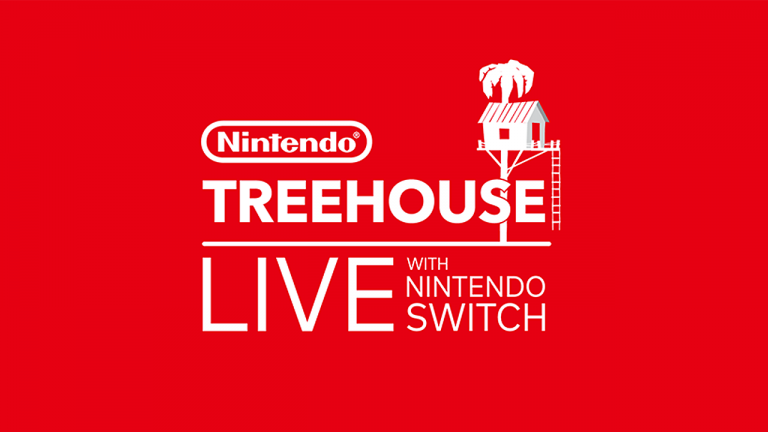 Nintendo Treehouse: Live july 2020