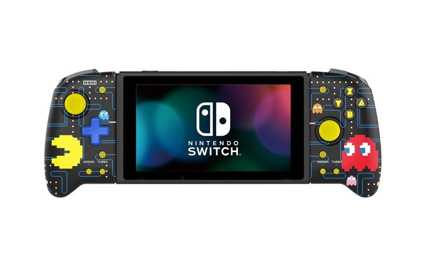 Split Pad Pro для Nintendo Switch получит дизайн в стиле Пак-мена!