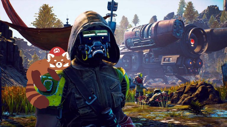 Видеообзор The Outer Worlds для Nintendo Switch [СПОЙЛЕРЫ!]