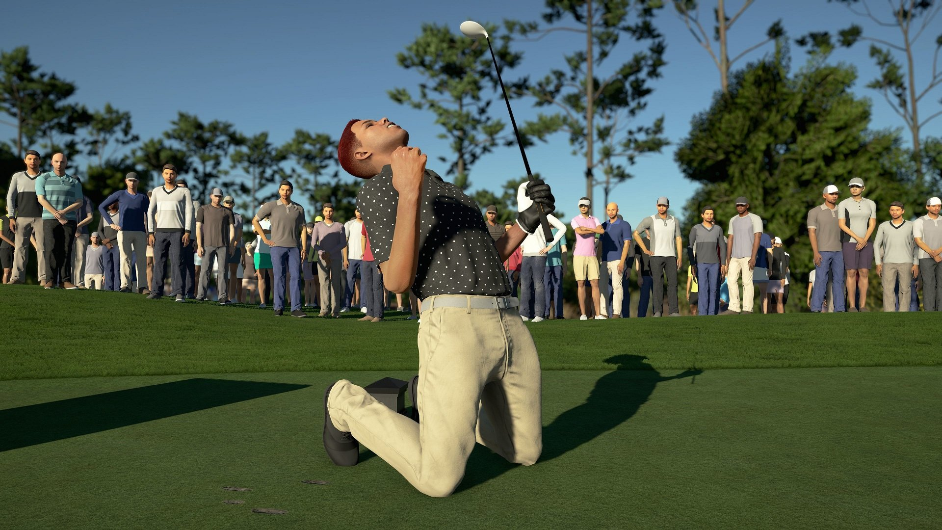 Конструктор уровней для PGA Tour 2K21 станет доступен в день релиза на Nintendo Switch