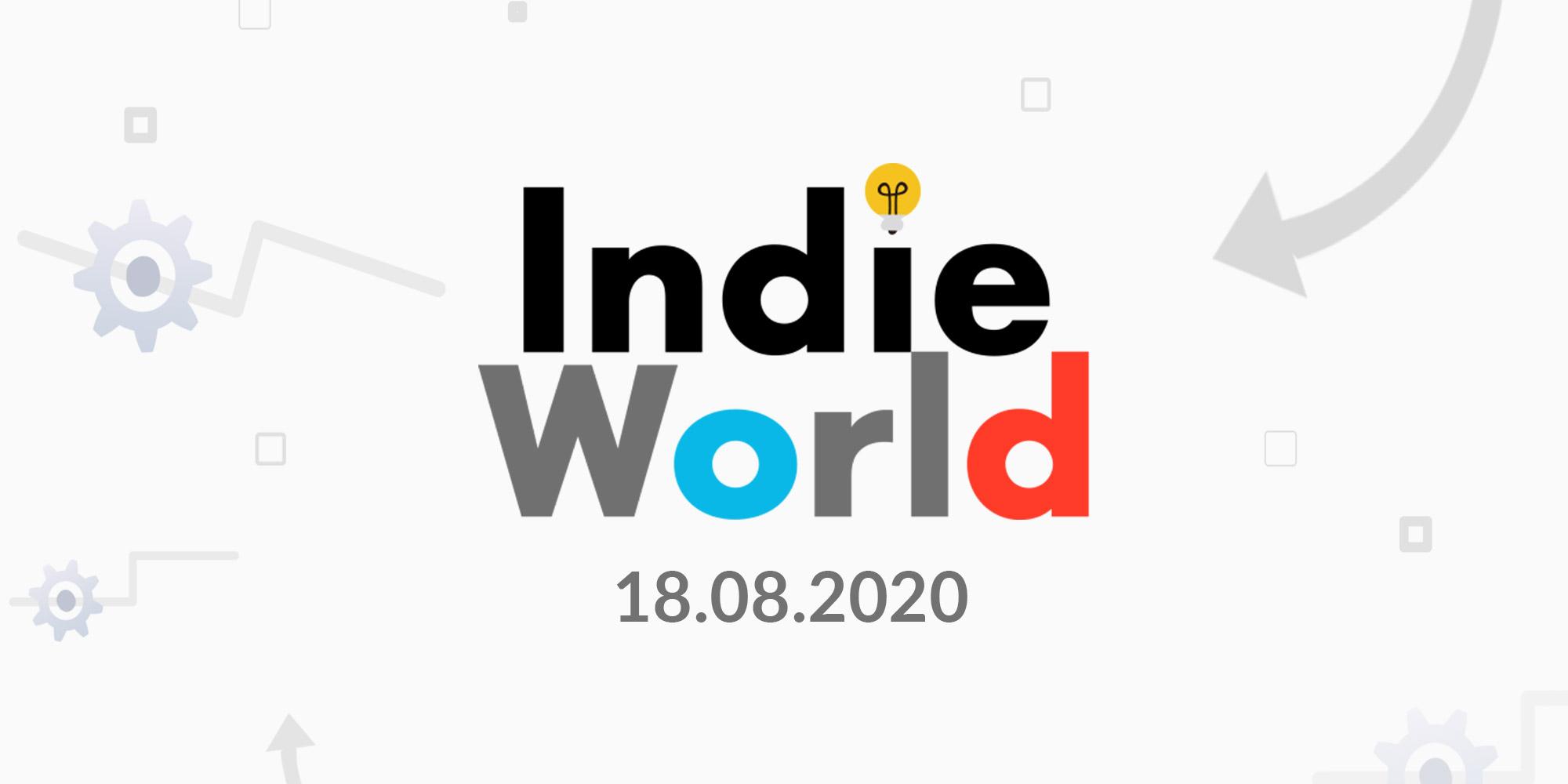 Очередная презентация Indie World Showcase пройдет 18 августа