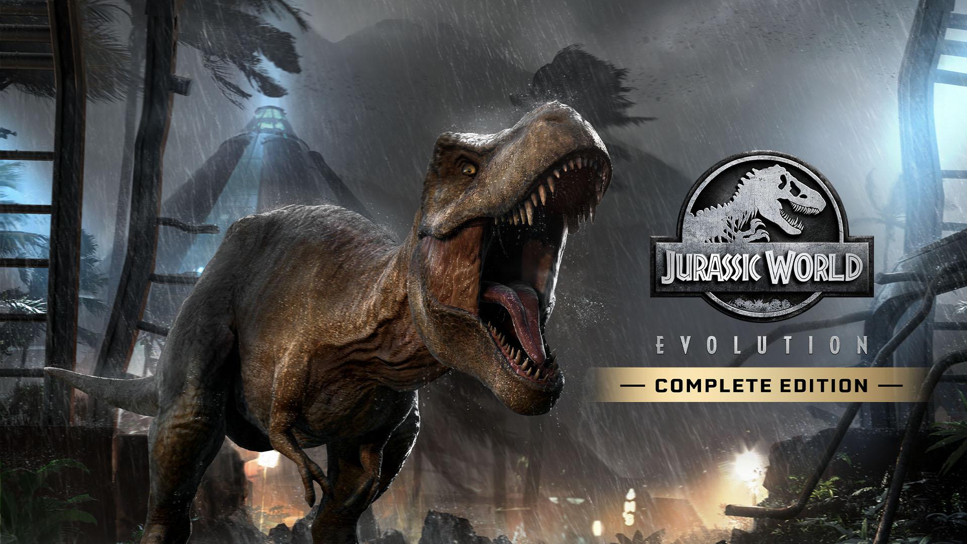 Jurassic World Evolution: полное издание анонсирована для Nintendo Switch