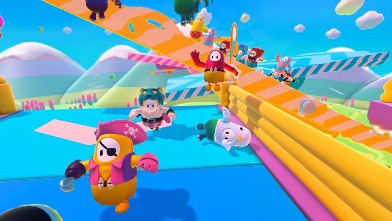 Read more about the article Слух: Fall Guys может выйти на Switch