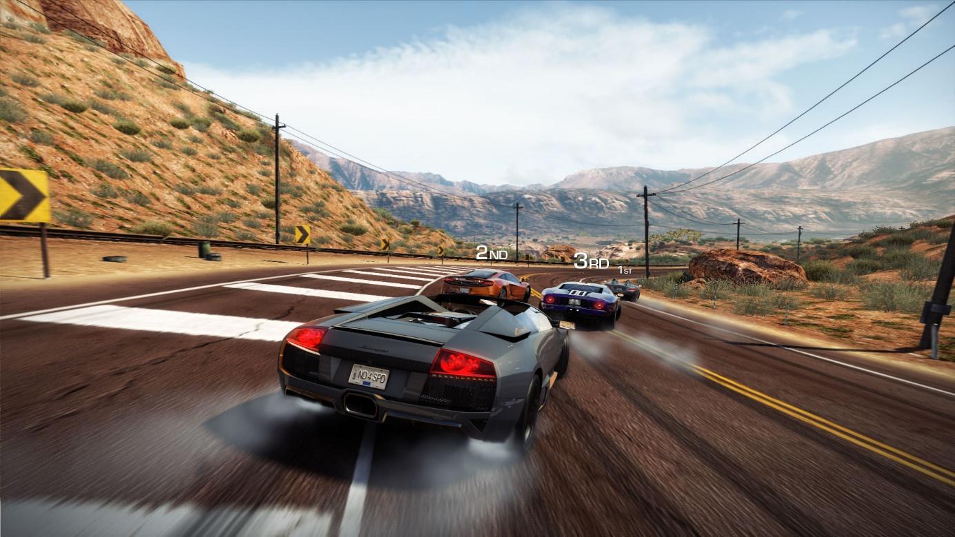 Need for Speed: Hot Pursuit Remastered для Switch появилась на Amazon UK