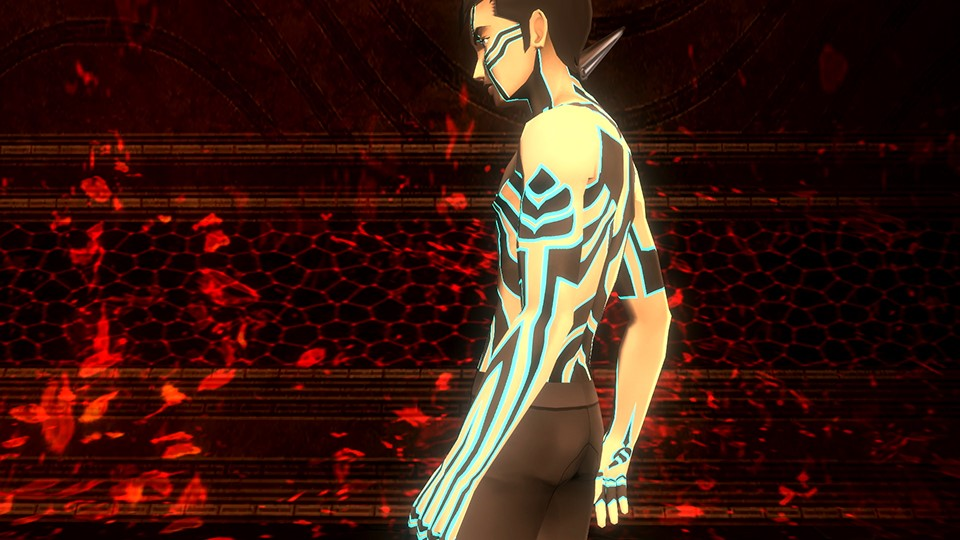 Новые скриншоты Shin Megami Tensei III: Nocturne HD Remaster