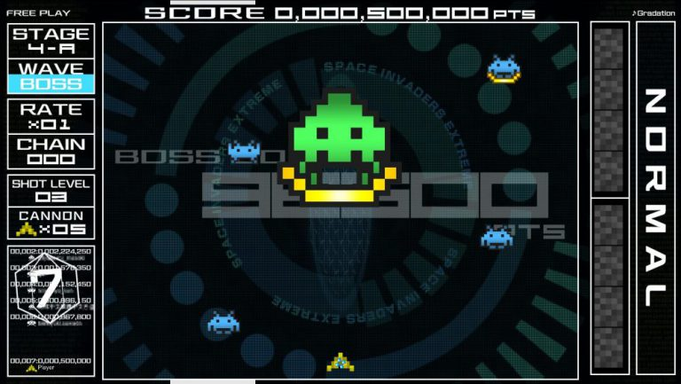 Read more about the article Space Invaders Forever выйдет на Switch
