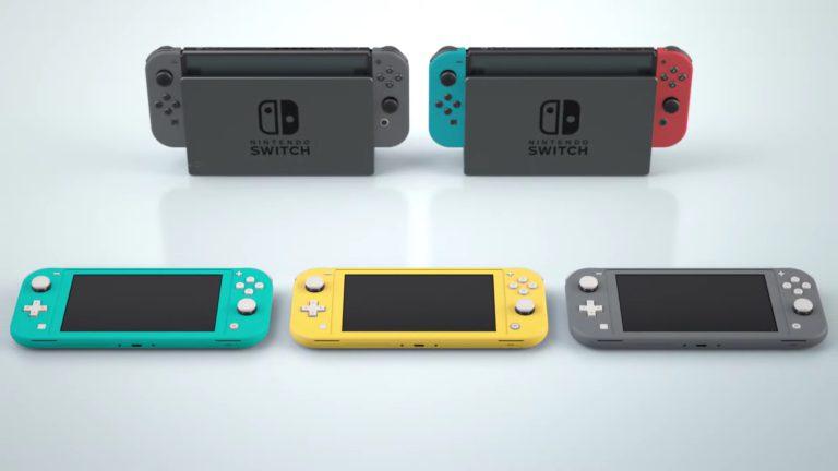 Nintendo увеличивает производство Switch в этом году.