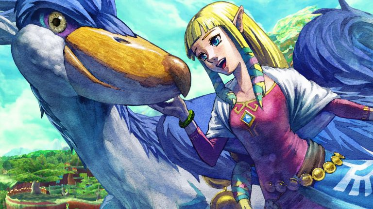 The Legend of Zelda: Skyward Sword для Switch появилась на Amazon UK