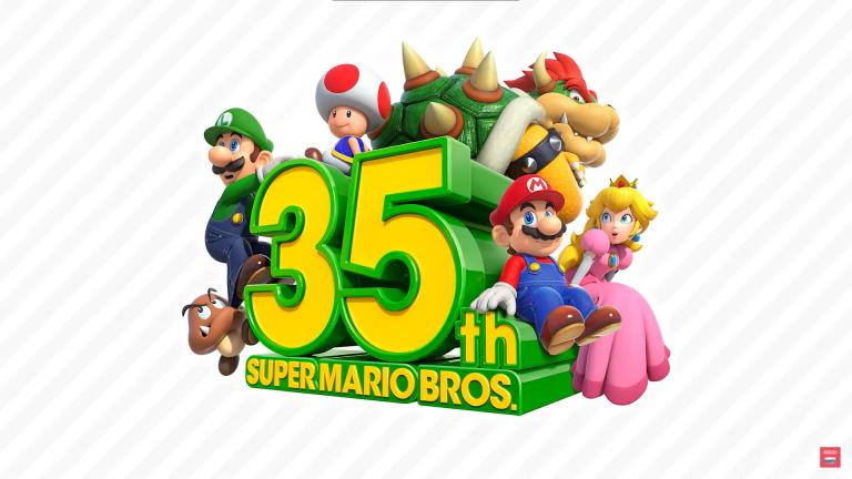 Презентация Super Mario Bros. 35th Anniversary Direct