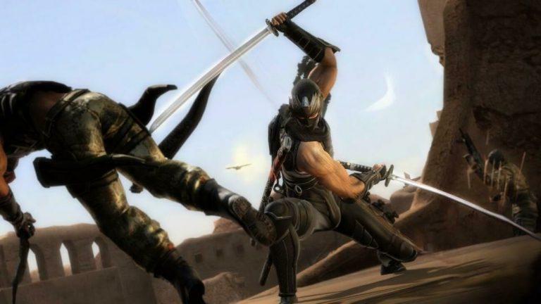 Ninja Gaiden Trilogy может выйти на Switch