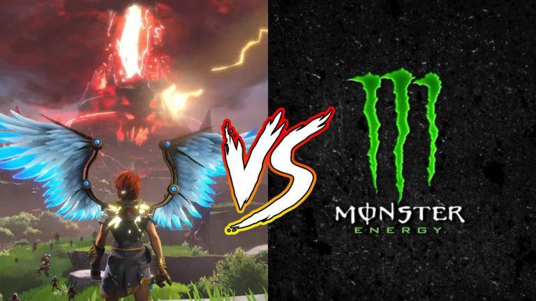 Ubisoft поменяли название игры Gods & Monsters на Immortals Fenyx Rising из-за судебного иска от Monster Energy