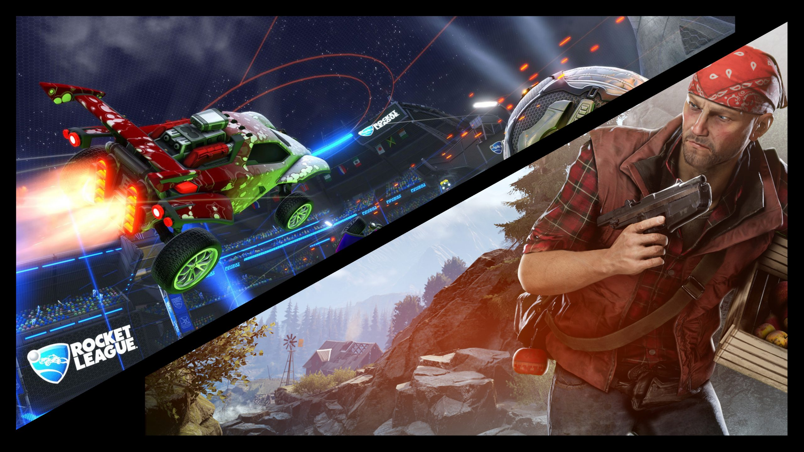 Vigor и Rocket League стали бесплатными на Switch