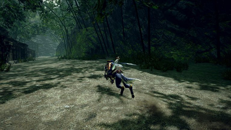 Read more about the article Первый взгляд на фигурки Amiibo по игре Monster Hunter Rise