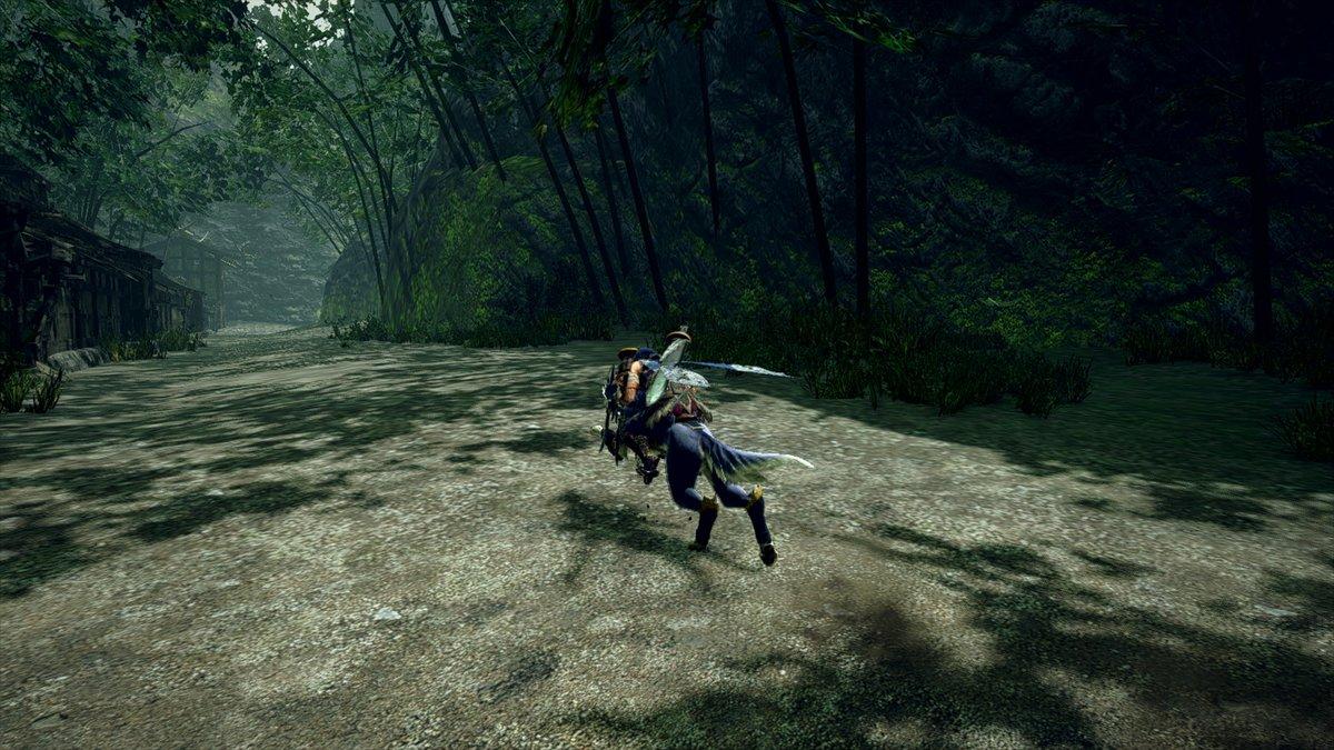 Первый взгляд на фигурки Amiibo по игре Monster Hunter Rise