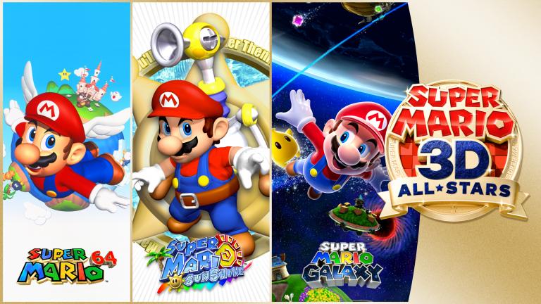 Сборник Super Mario 3D All-Stars, судя по слухам, просочился в сеть