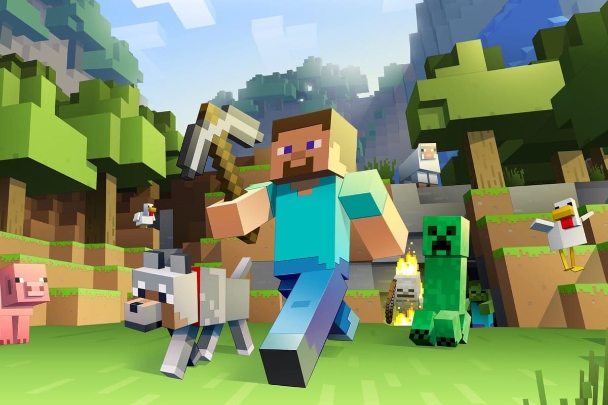 Анонс Minecraft Live