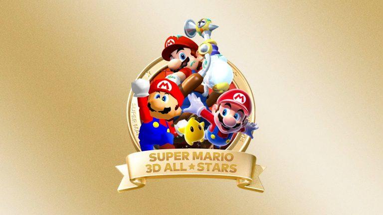 Super Mario 3D All-Stars – трое в лодке, не считая саундтрека