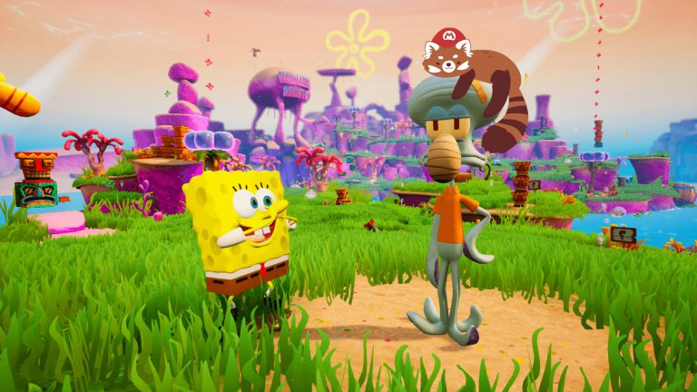 Read more about the article Видеообзор SpongeBob SquarePants: Battle for Bikini Bottom – Rehydrated