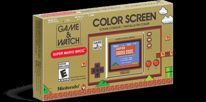Game & Watch Super Mario Bros. – трейлер