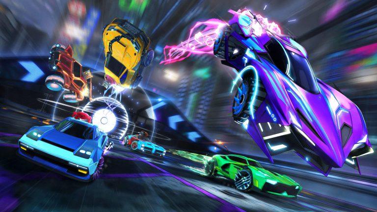 Rocket League станет бесплатной с 23 сентября!