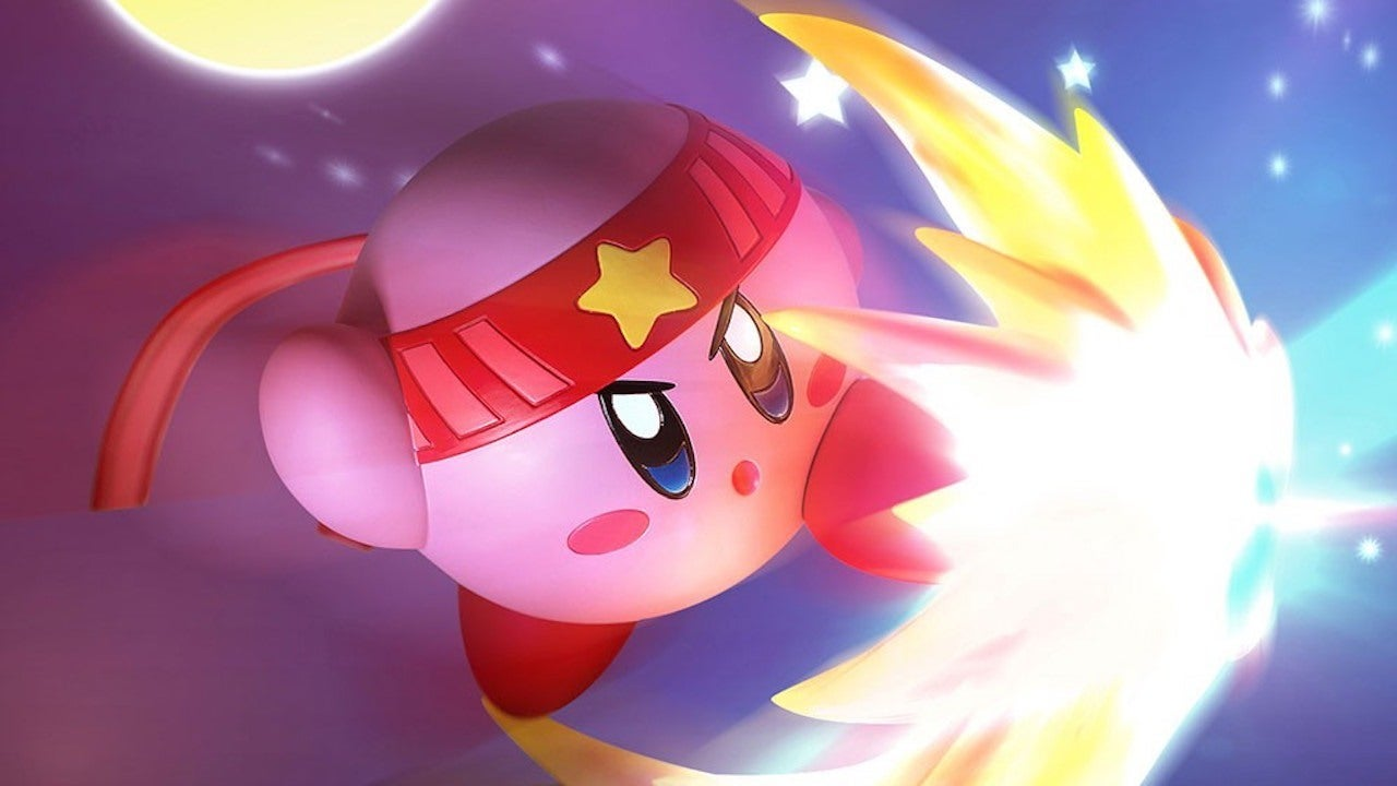 Nintendo случайно опубликовала на сайте ещё не вышедшую Kirby Fighters 2