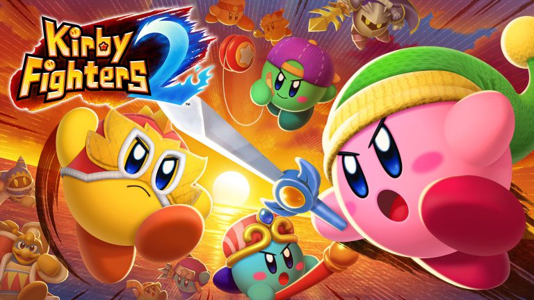 Read more about the article Kirby Fighters 2 уже доступна в eShop!