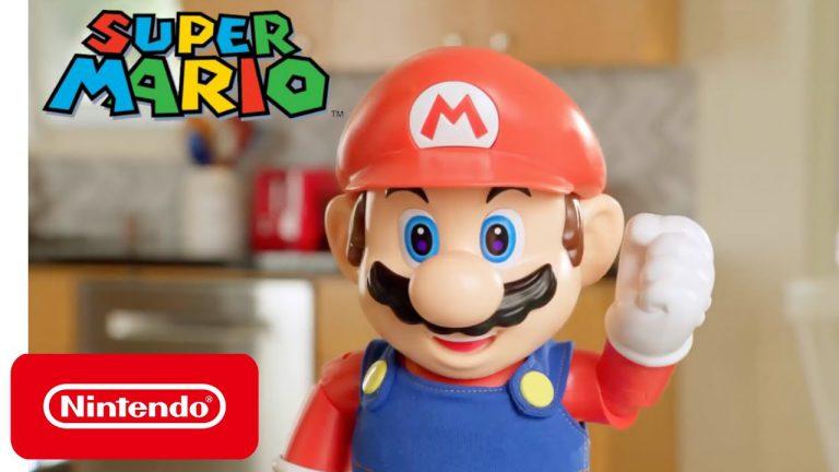 """Nintendo и Jakks Pacific объединились чтобы воплотить в жизнь фигурку """"It's-a me, Mario"""""""