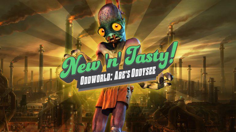 Oddworld: New 'n' Tasty выйдет на Switch 27 октября!