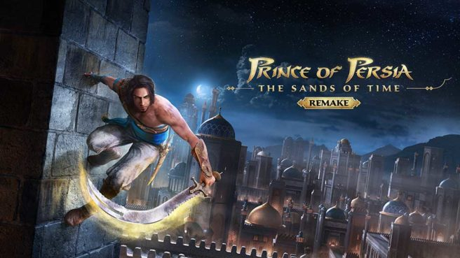 Prince of Persia: The Sands of Time Remake все больше упоминаний о порте на Switch