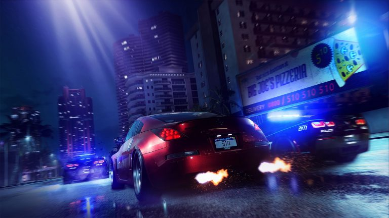 Анонс Need For Speed: Hot Pursuit Remastered для Nintendo Switch