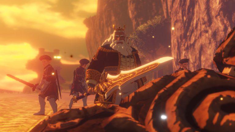 Слух: Nintendo может анонсировать демо версию Hyrule Warriors: Age of Calamity в ближайшее время
