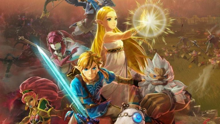 Read more about the article Демо Hyrule Warriors: Age of Calamity уже доступно