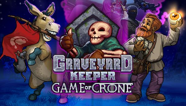 Дополнение Game Of Crone для Graveyard Keeper находится в разработке для консолей