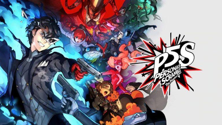 Западного релиза Persona 5 Scramble: The Phantom Strikers не будет?