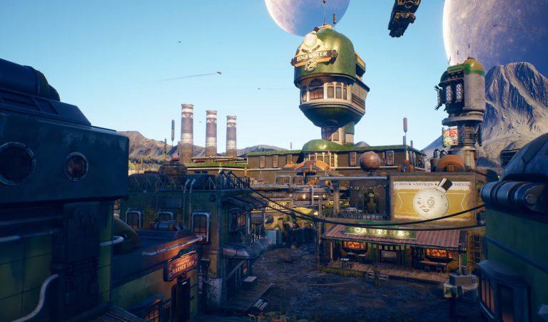 Read more about the article Обновление для Switch-версии The Outer Worlds выйдет 21 октября