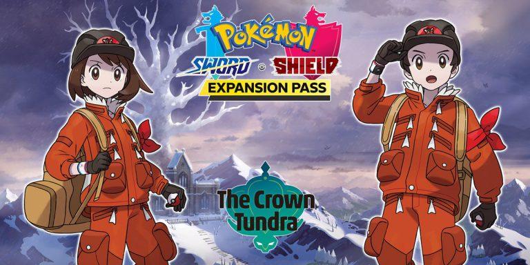 Дополнение The Crown Tundra доступно для Pokemon Sword/Shield