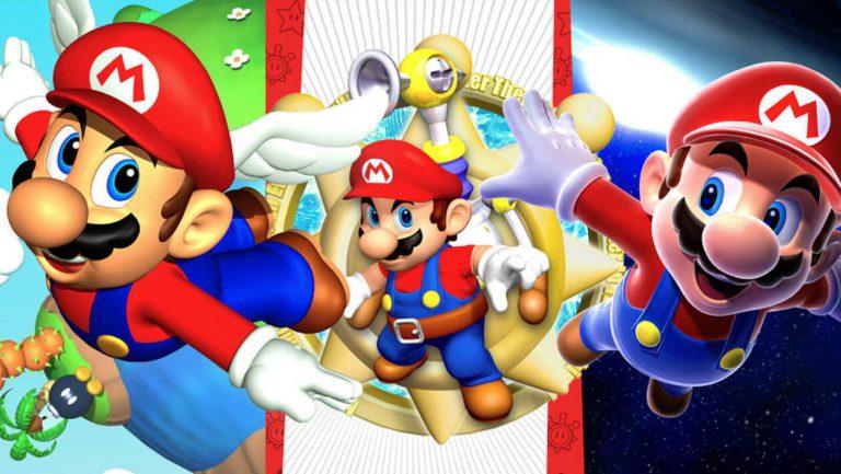 Для Super Mario 3D All-Stars анонсировано обновление 1.1.0