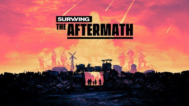 Surviving the Aftermath выходит на Nintendo Switch