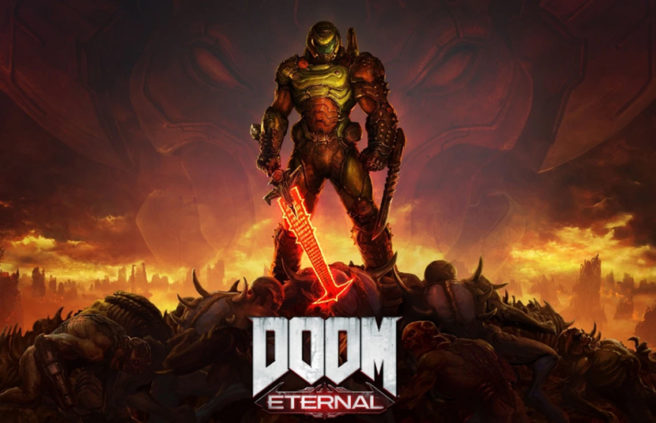 Doom Eternal всё ещё в разработке на Switch, но только в цифровом формате